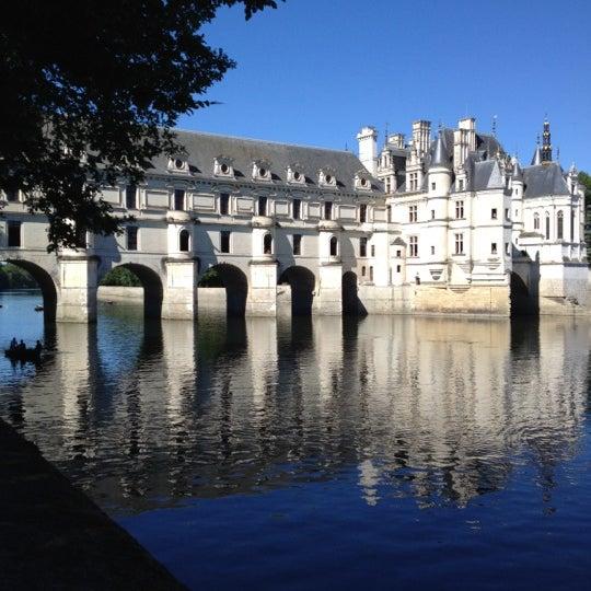 8/17/2012에 Alexandre M.님이 Château de Chenonceau에서 찍은 사진