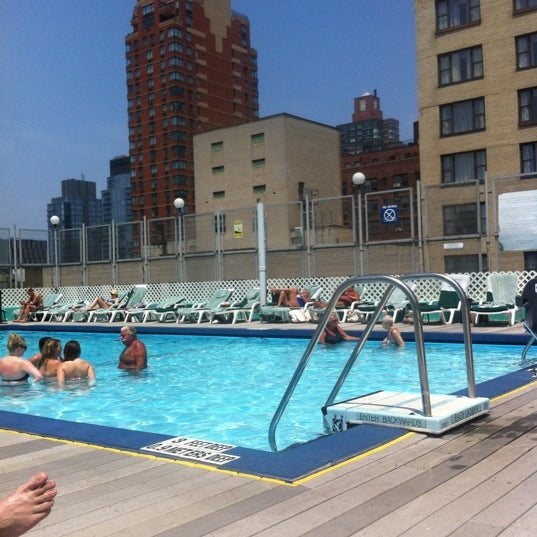 The watson hotel hotel in new york - Hotel new york swimming pool roof ...