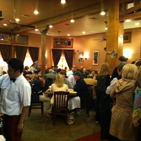 Photo taken at Mandina's Restaurant by Bob K. on 3/4/2012