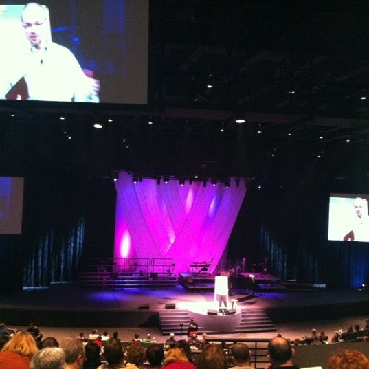 Photo taken at Eastview Christian Church by Jerad R. on 2/19/2012