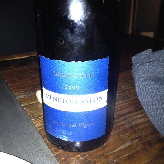 Das Foto wurde bei Campagnolo Restaurant + Bar von Adrianna B. am 4/12/2012 aufgenommen