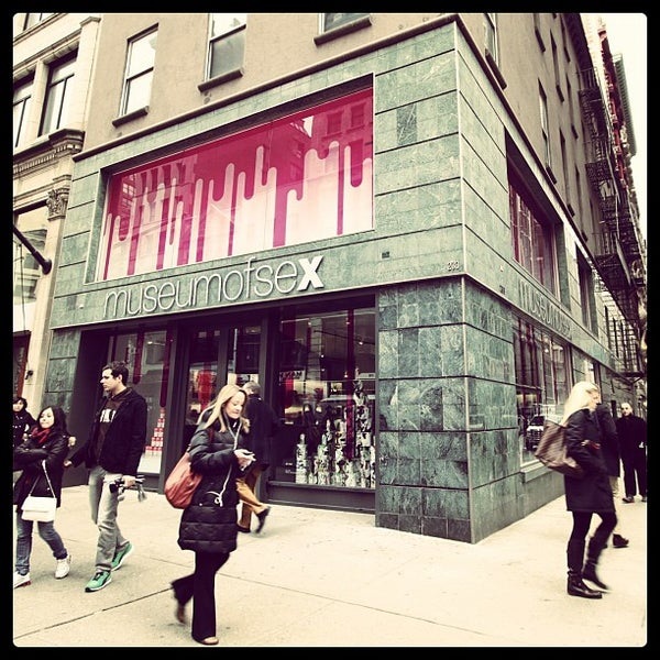 2/15/2012에 Douglas N.님이 Museum of Sex에서 찍은 사진