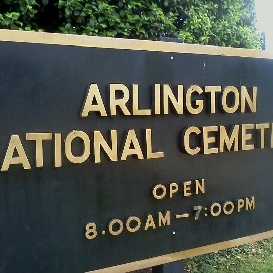 Photo prise au Arlington National Cemetery par Chad M. le5/2/2012