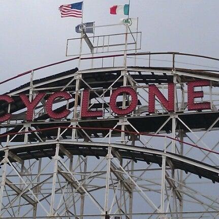 Foto tomada en The Cyclone por Bill T. el 8/27/2012