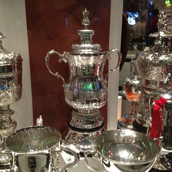 7/26/2012 tarihinde Robert S.ziyaretçi tarafından National Football Museum'de çekilen fotoğraf