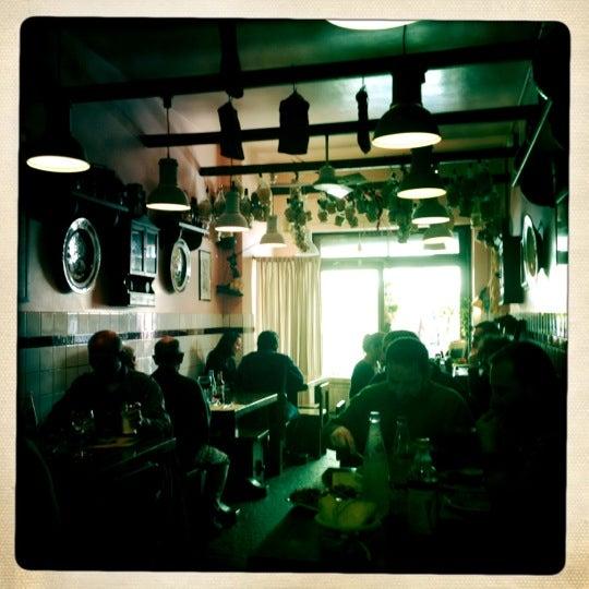 Foto tomada en Trattoria Pallottino por Giulio Federico J. el 4/15/2012
