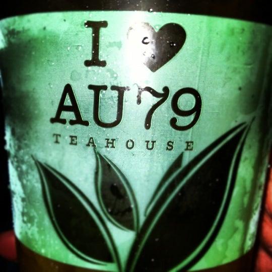 Foto scattata a AU 79 Tea House da Jonathan A. il 8/5/2012