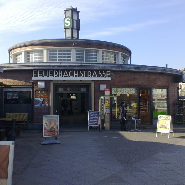S Feuerbachstraße S Bahnhof In Berlin