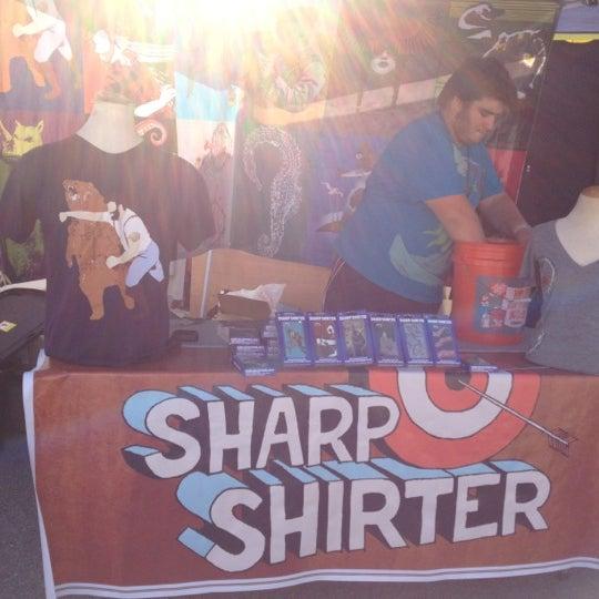 Foto tirada no(a) South End Open Market @ Ink Block por Eric A. em 8/26/2012