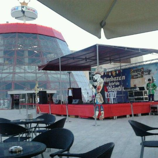 7/24/2012 tarihinde Burak Mukaddes Ş.ziyaretçi tarafından Atlantis Alışveriş ve Eğlence Merkezi'de çekilen fotoğraf
