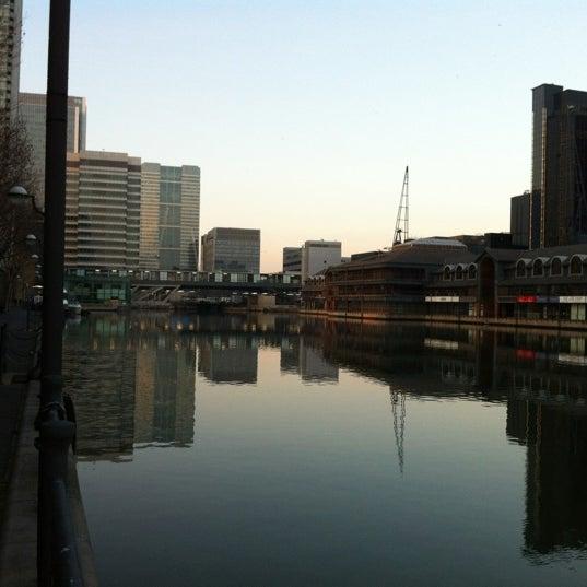 Foto scattata a Canary Wharf da Edward K. il 3/11/2012