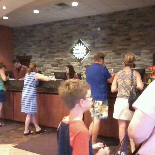 Снимок сделан в Chula Vista Resort пользователем Rex W. 7/1/2012