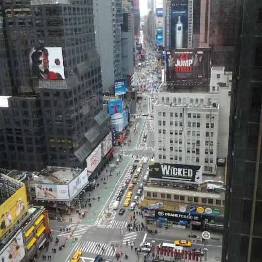 3/4/2012에 Eric P.님이 Novotel New York Times Square에서 찍은 사진