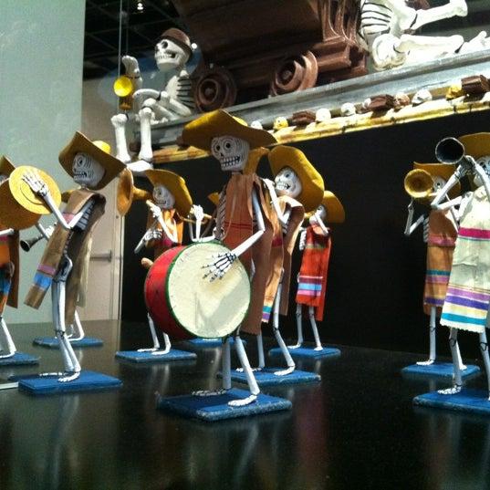 Снимок сделан в Museo de Arte Popular пользователем Juan Manuel P. 3/23/2012