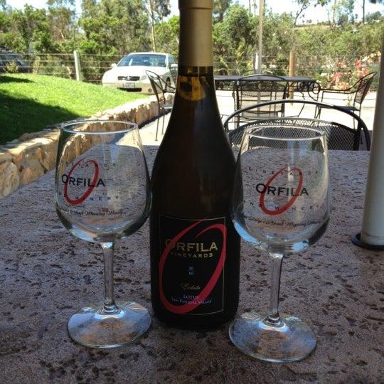 รูปภาพถ่ายที่ Orfila Vineyards and Winery โดย Patricia B. เมื่อ 6/29/2012