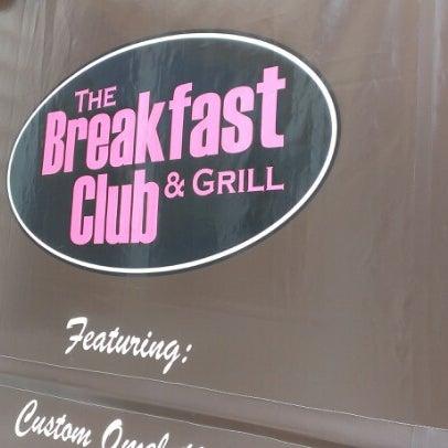 8/4/2012 tarihinde dj hammurabiziyaretçi tarafından The Breakfast Club & Grill'de çekilen fotoğraf