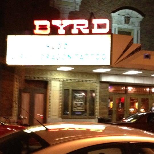 Photo prise au The Byrd Theatre par Karen R. le3/14/2012