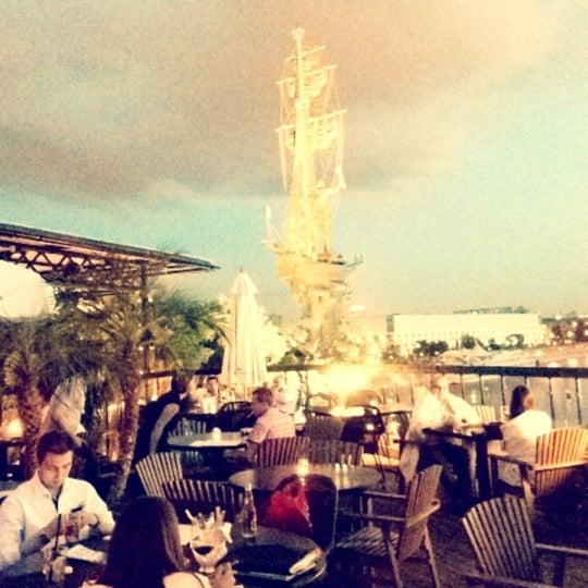 Foto tirada no(a) Ресторан & Lounge «Река» por Валерий em 9/11/2012