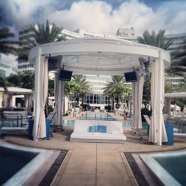 Photo prise au Fontainebleau Miami Beach par Peter le8/22/2012