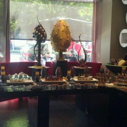4/8/2012 tarihinde Monica S.ziyaretçi tarafından Co Co. Sala'de çekilen fotoğraf