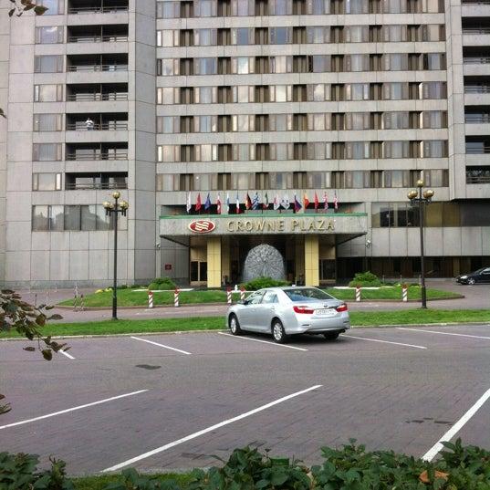 8/12/2012에 Николай К.님이 Crowne Plaza에서 찍은 사진