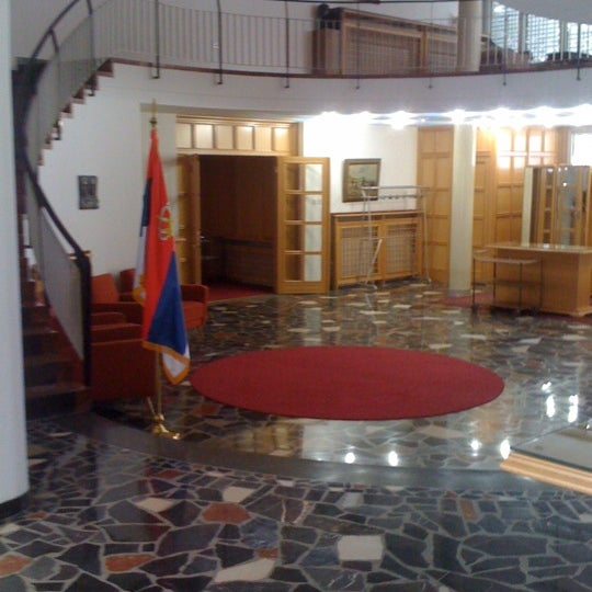 Klub Narodnih Poslanika Dedinje Beograd Central Serbia