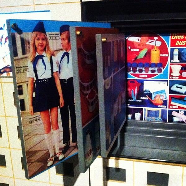 Foto tomada en DDR Museum por StuDoList el 5/29/2012