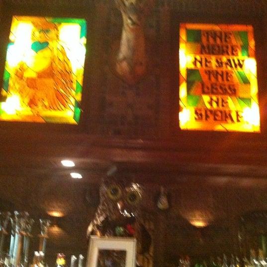 Снимок сделан в The Owl Bar пользователем Steven M. 5/24/2012