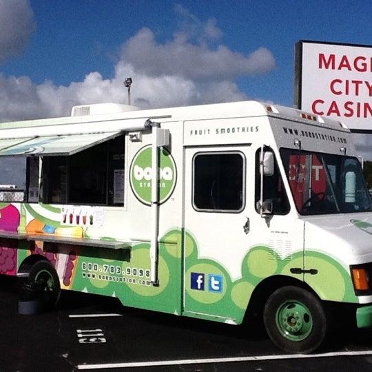 Foto tomada en Magic City Casino por BobaStation el 3/31/2012