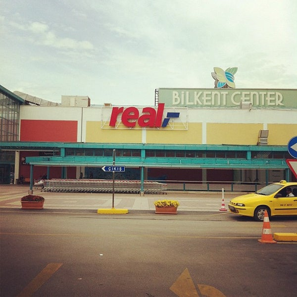 5/12/2012 tarihinde Tuna Y.ziyaretçi tarafından Bilkent Center'de çekilen fotoğraf