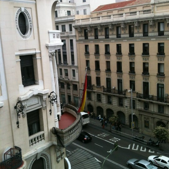 Foto scattata a Hotel de las Letras da Daria E. il 4/20/2012