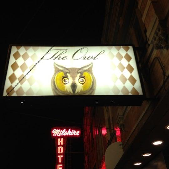 7/16/2012에 Stefania H.님이 The Owl에서 찍은 사진