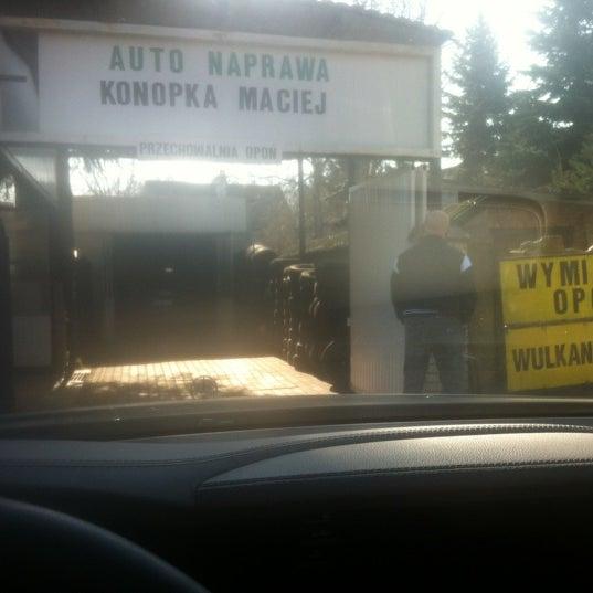 Photos At Serwis Wymiany Opon Automotive Shop In Warsaw