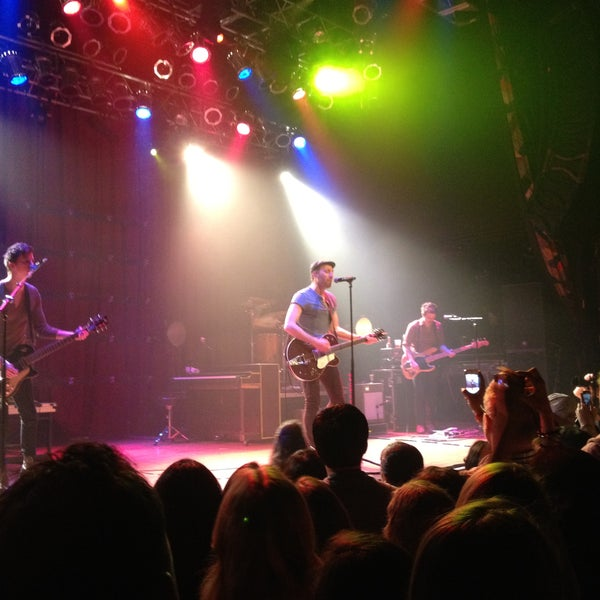 Foto tirada no(a) House of Blues San Diego por AgentPair em 3/2/2012
