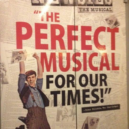 9/10/2012にAmanda M.がNederlander Theatreで撮った写真