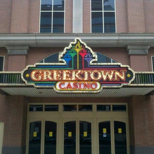 Foto scattata a Greektown Casino-Hotel da JP il 8/5/2012