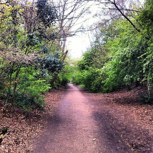 Parkland Walk (Finsbury Park To Crouch End Section