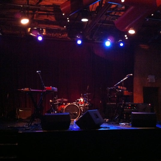 8/21/2012にJustinがBootleg Bar & Theaterで撮った写真