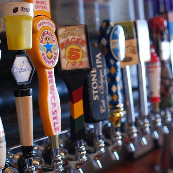 Join us for Happy Hour today from 3-6pm! $3-$4 drafts!