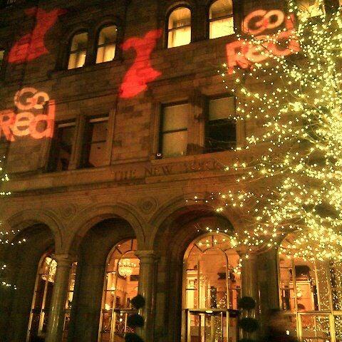2/20/2012에 cupkeyk님이 Lotte New York Palace에서 찍은 사진
