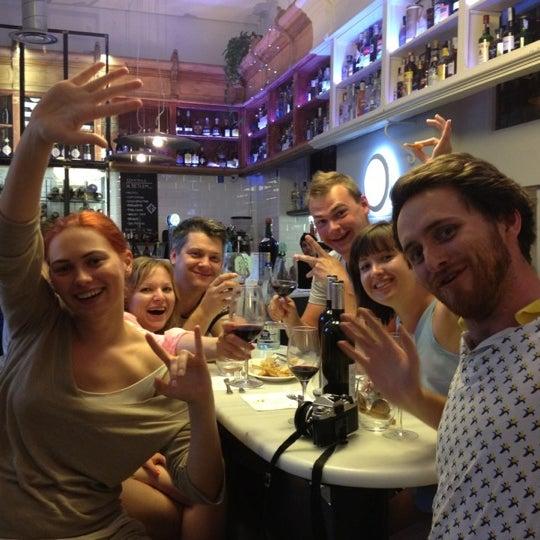 6/11/2012 tarihinde Olya G.ziyaretçi tarafından Betlem Miscelánea Gastronómica'de çekilen fotoğraf