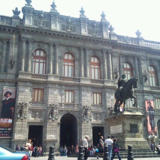 Foto tirada no(a) Museo Nacional de Arte (MUNAL) por Raffaello P. em 9/8/2012