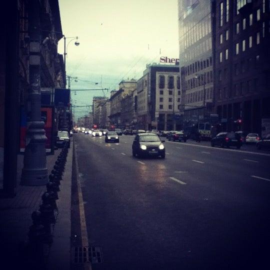фото улицы зимой тверская ямская ночью мемантина его аналогов