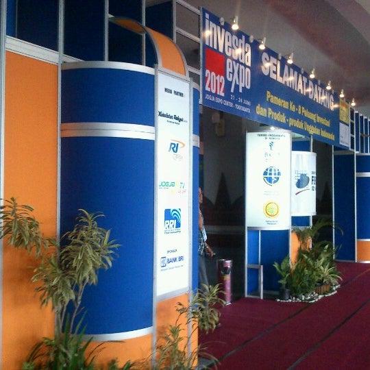 Das Foto wurde bei Jogja Expo Center (JEC) von Affix Endy A. am 6/21/2012 aufgenommen