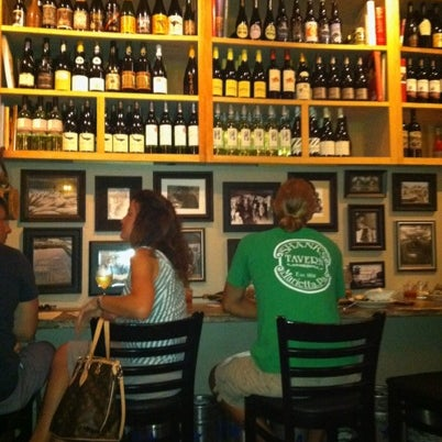 Photo prise au Henlopen City Oyster House par Kristen P. le7/27/2012