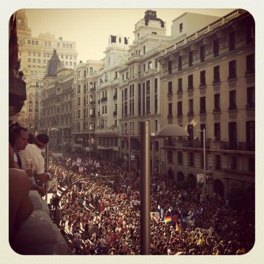 Foto scattata a Hotel de las Letras da Marian il 7/1/2012
