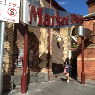 Foto diambil di Queen Victoria Market oleh Maree S. pada 8/28/2012
