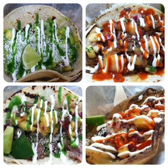 Снимок сделан в Brooklyn Taco Company пользователем JennyJenny 8/11/2012