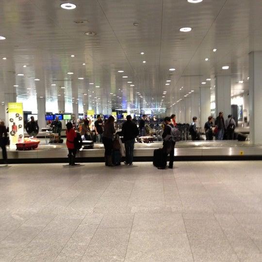 Chicago Flughafen Ankunft
