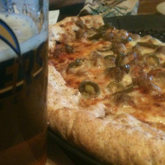 8/17/2012에 Jacqueline S.님이 Woodstock's Pizza에서 찍은 사진